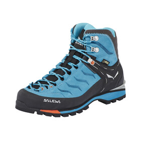 Salewa Rapace GTX Alpine Shoes Women Crystal/Clementine